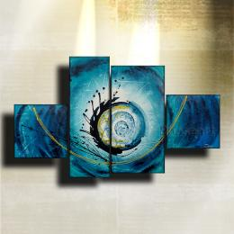 "Acrylgemälde  ""Luna"""
